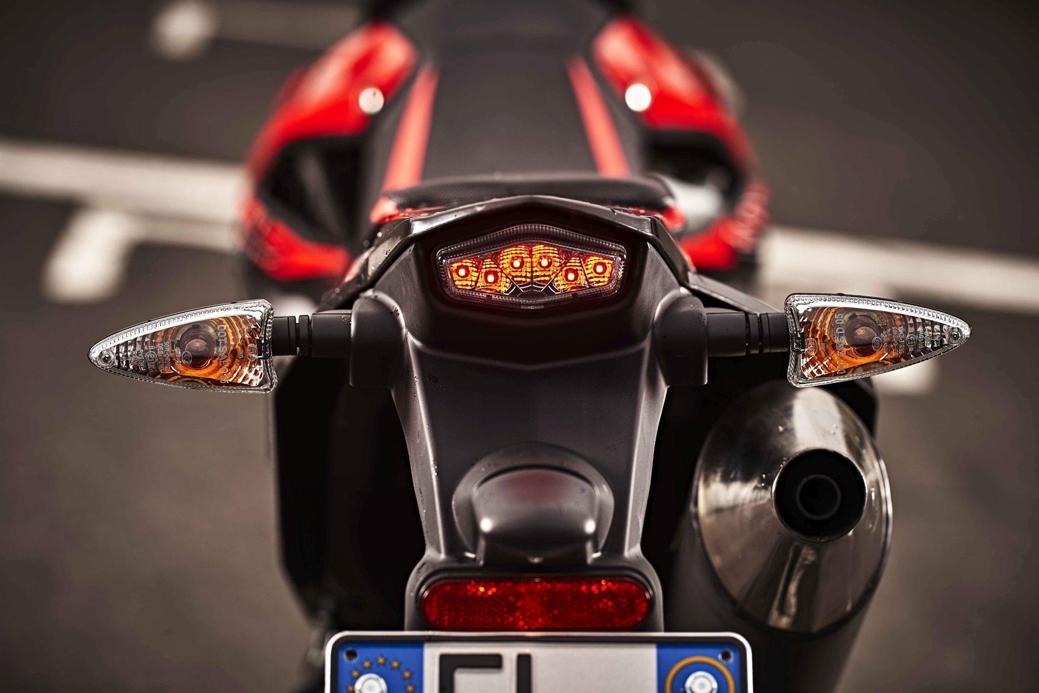 Aprilia SX 125 Supermoto Motorrad, neu