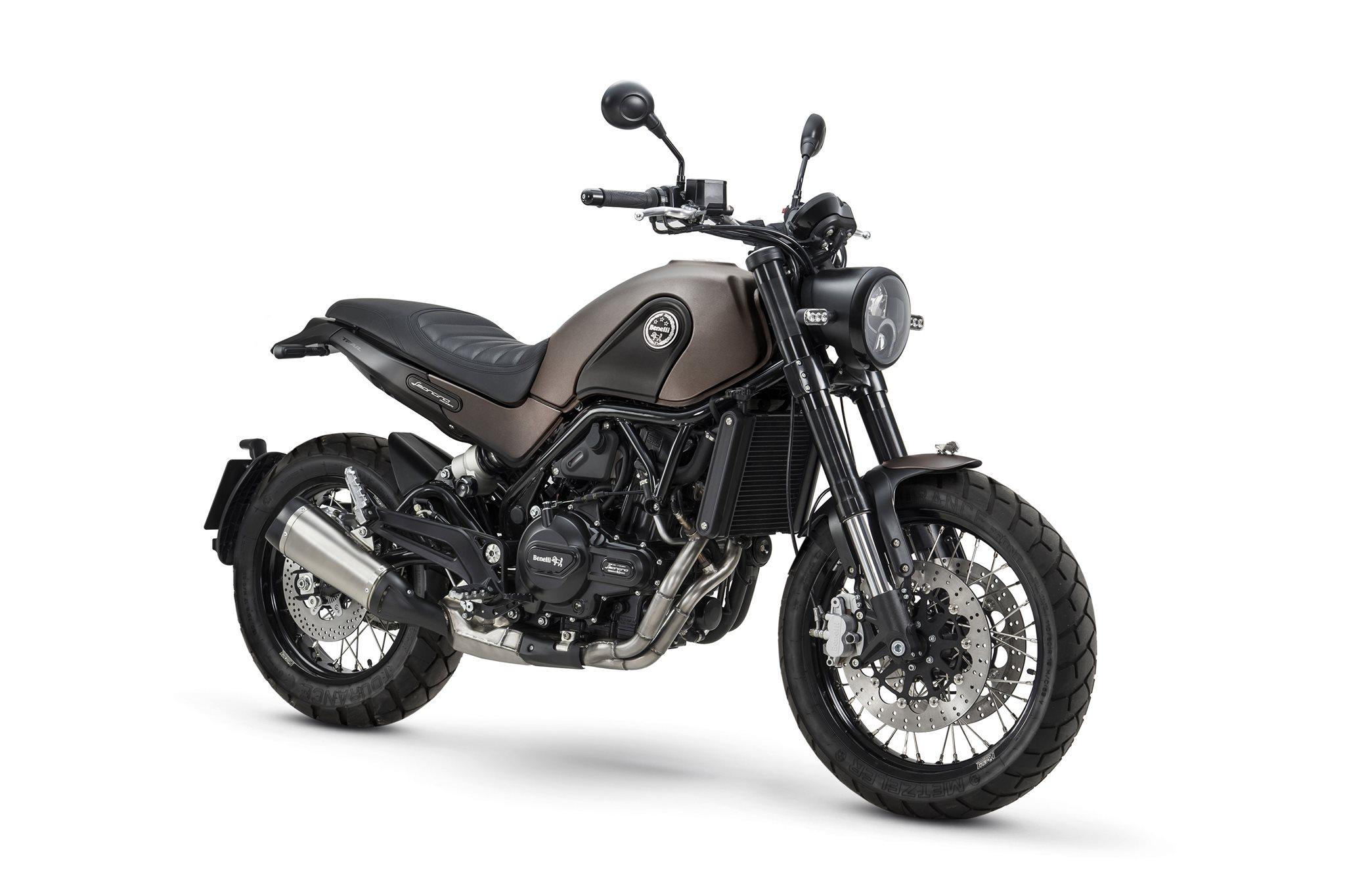 Benelli Leoncino 500 Trail Motorrad, neu