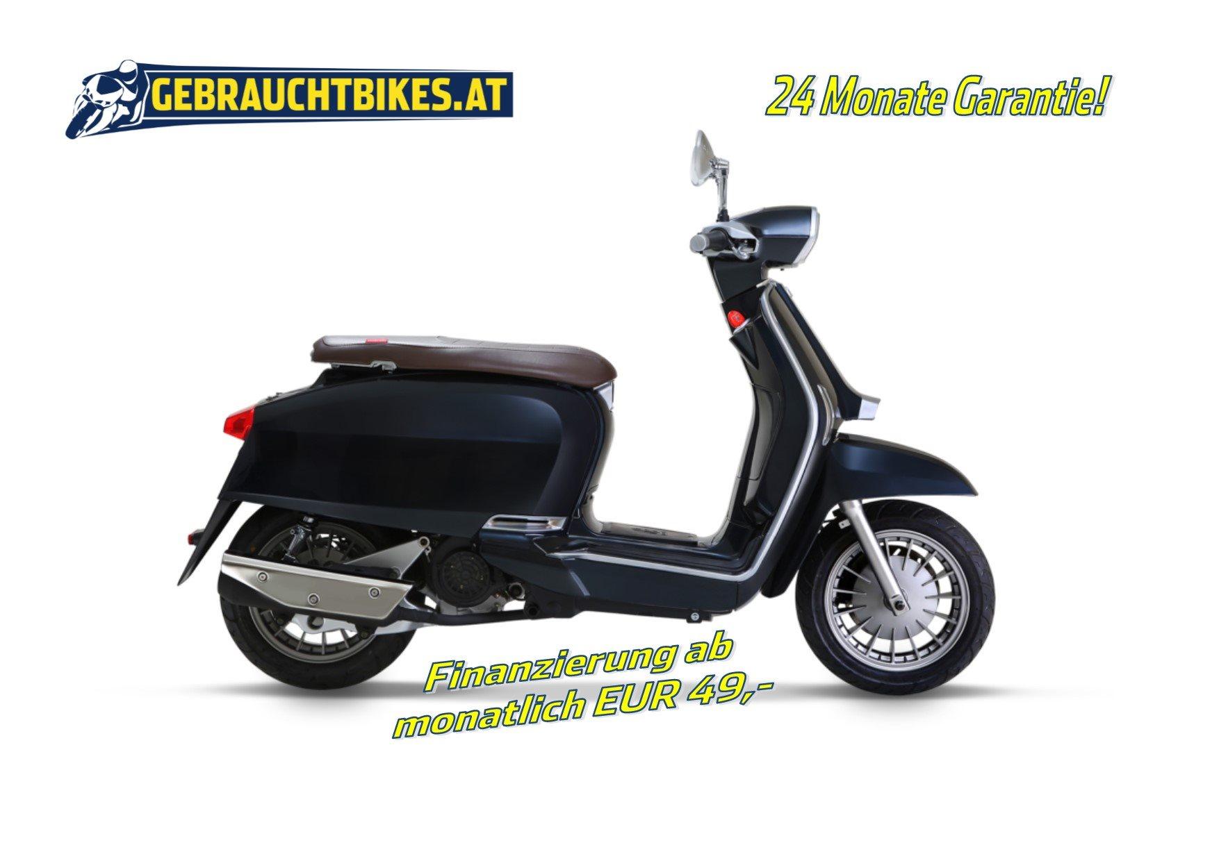 Lambretta V50 Special Motorrad, neu