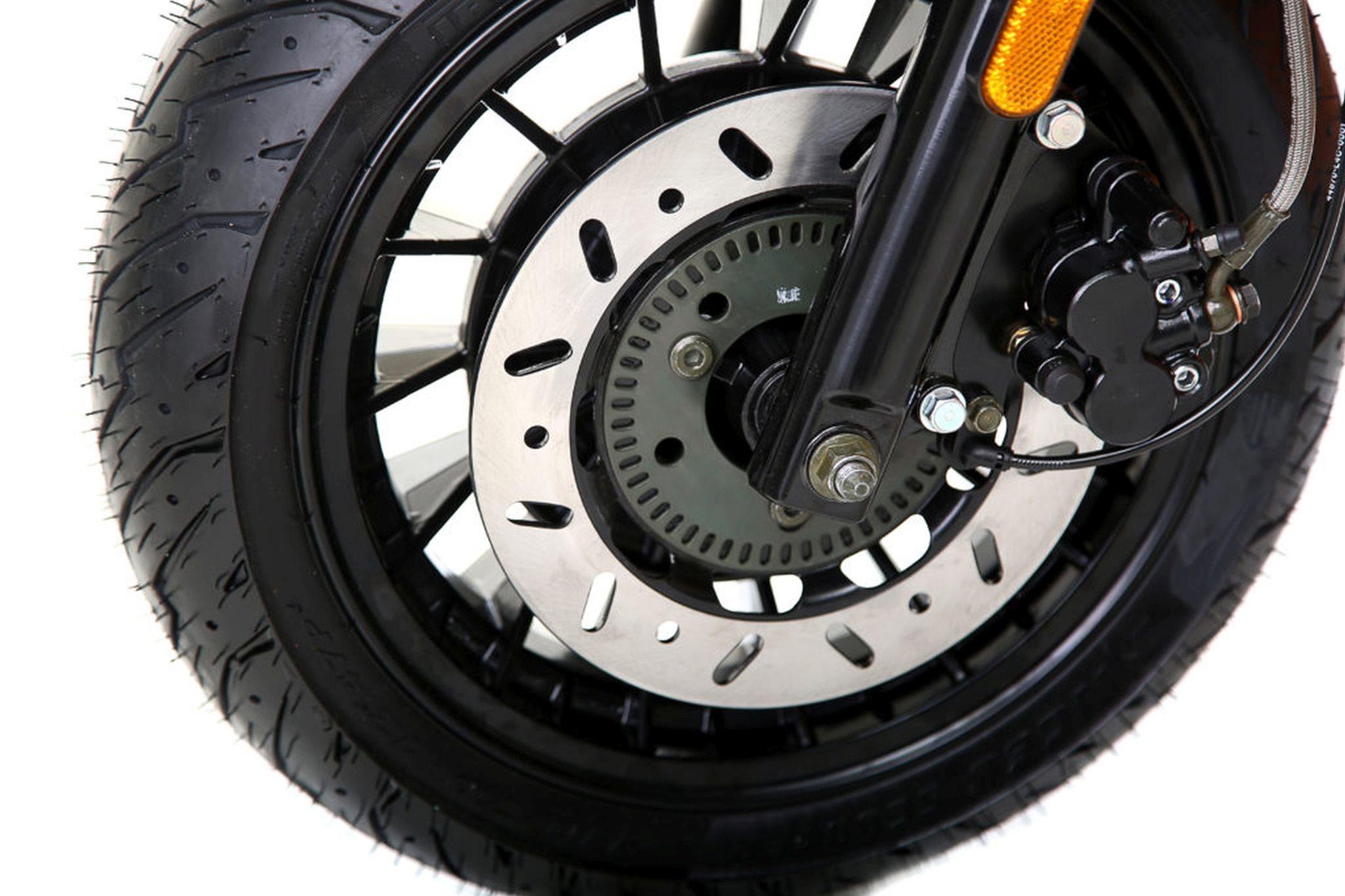 Lambretta V125 Special Motorrad, neu