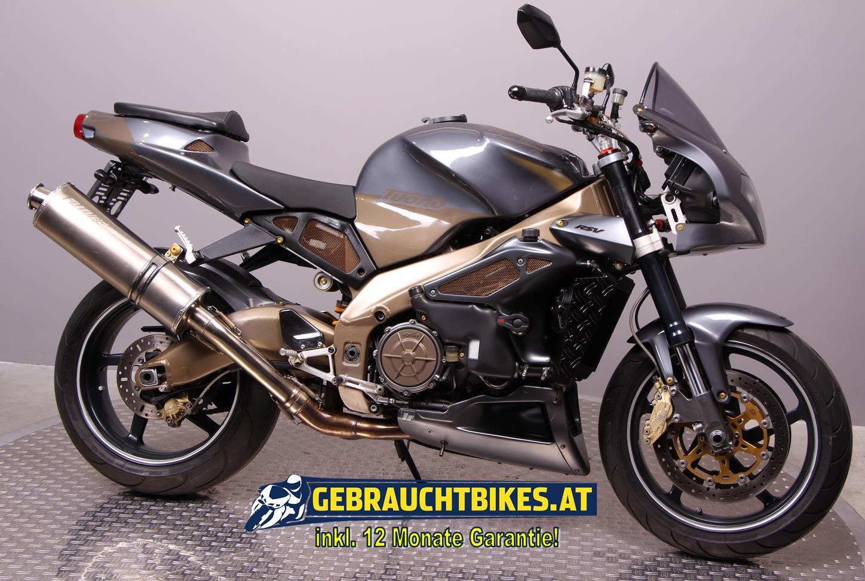 Aprilia RSV 1000 Tuono Motorrad, gebraucht