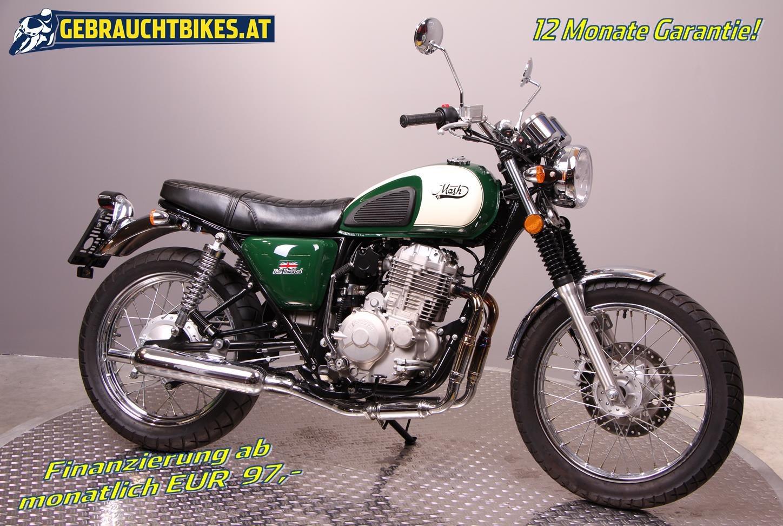 Mash Five Hundred Motorrad, gebraucht