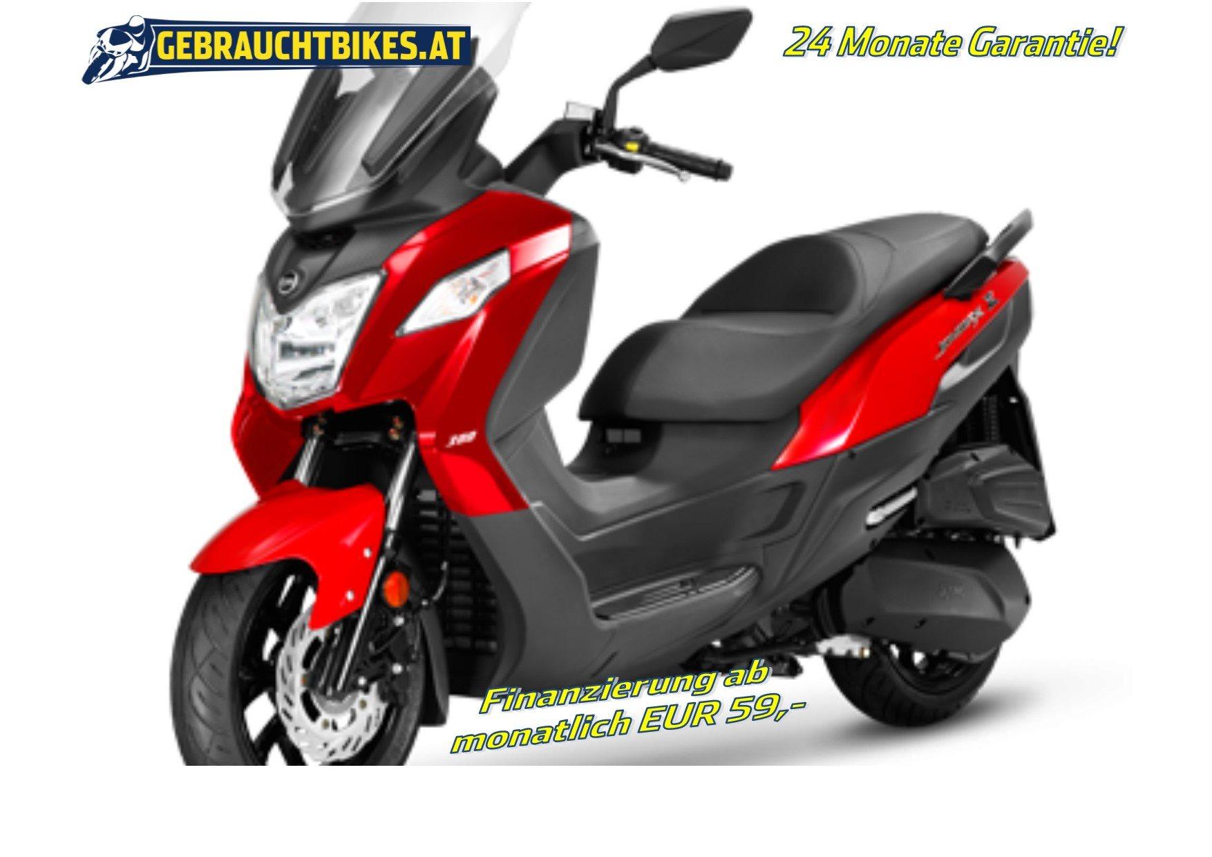 Sym Joymax Z 300i Motorrad, neu