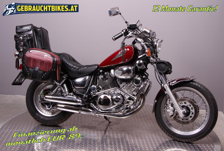 Yamaha XV 1100 Virago Motorrad, gebraucht