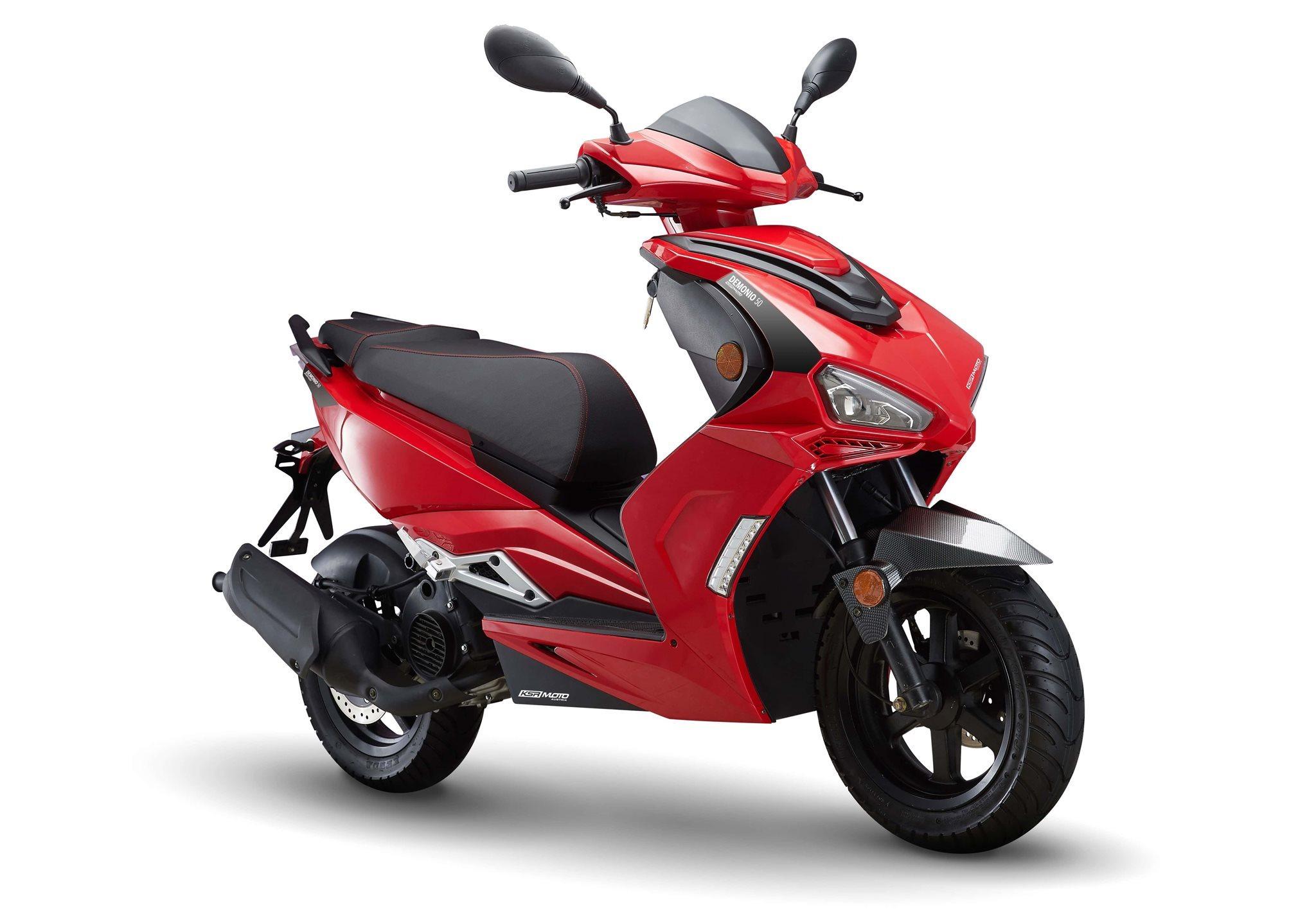 KSR Moto Demonio 125 Motorrad, neu