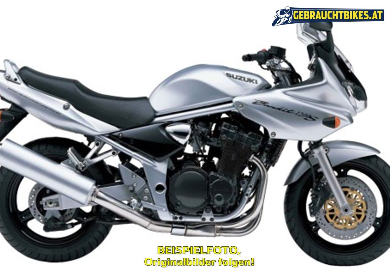 Suzuki Bandit 1200S Motorrad, gebraucht