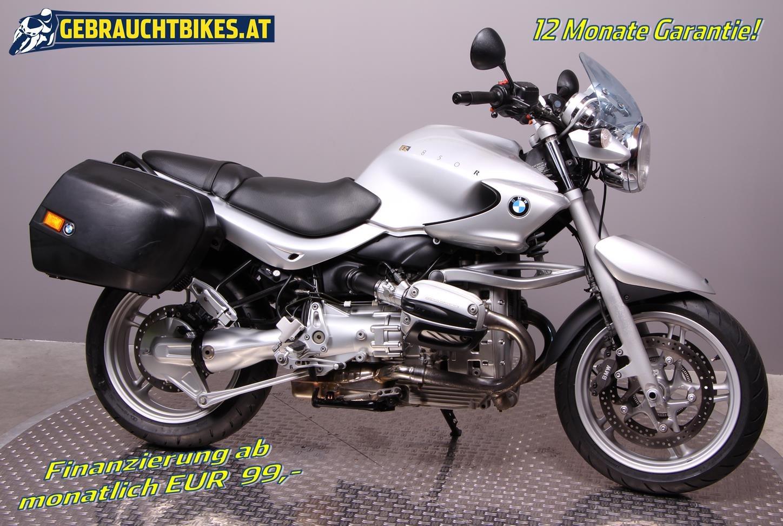 BMW R 850 R Motorrad, gebraucht