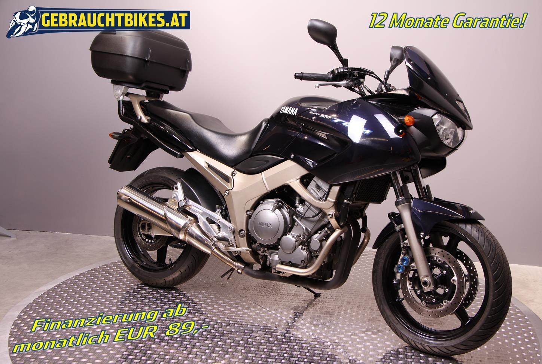 Yamaha TDM 900 Motorrad, gebraucht