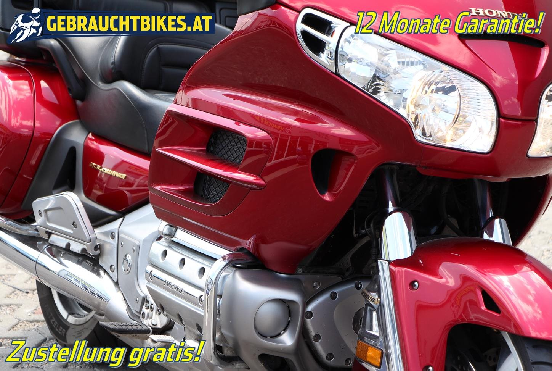 Honda GL 1800 Goldwing Motorrad, gebraucht