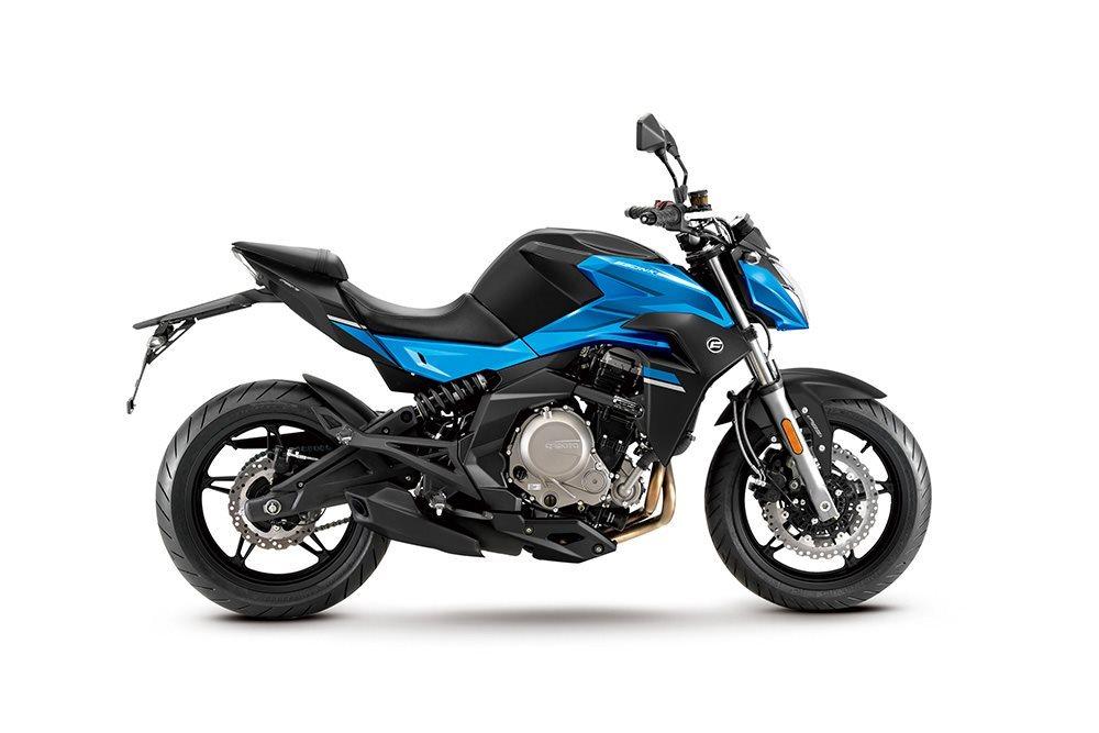 CF-Moto 650 NK Motorrad, neu