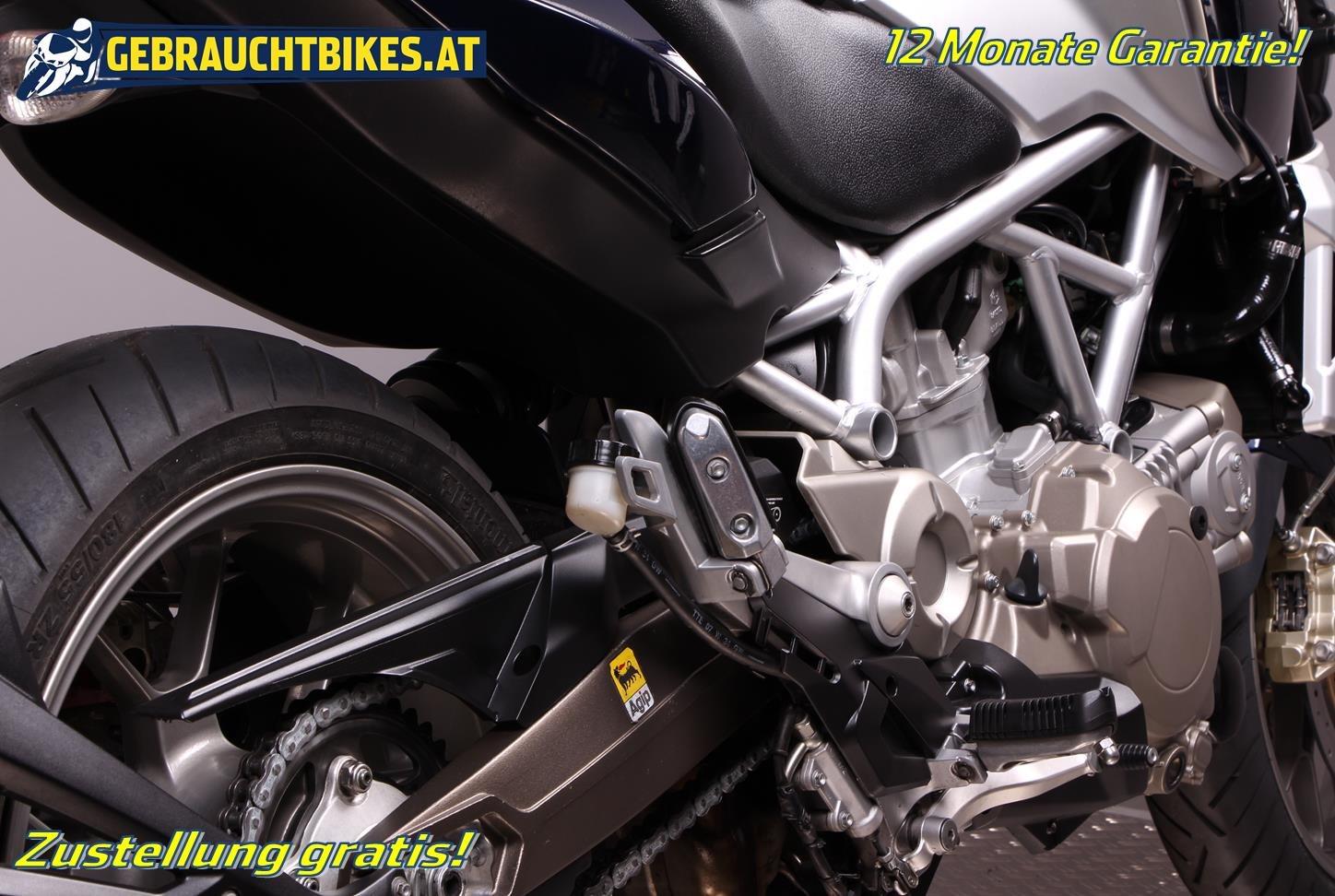 Aprilia Mana 850 Motorrad, gebraucht