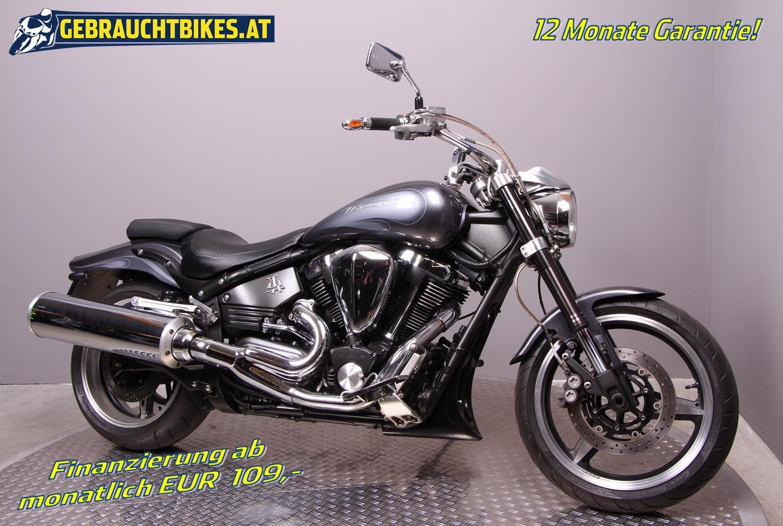 Yamaha XV 1700 Warrior Motorrad, gebraucht