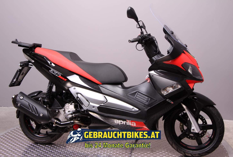 Aprilia SR-Max 300ie Motorrad, gebraucht