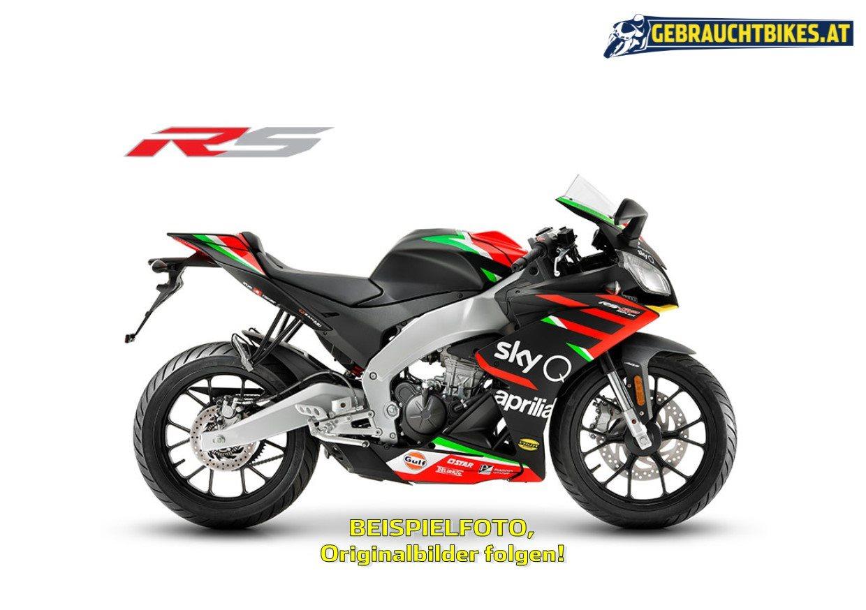 Aprilia RS 125 ABS Motorrad, gebraucht