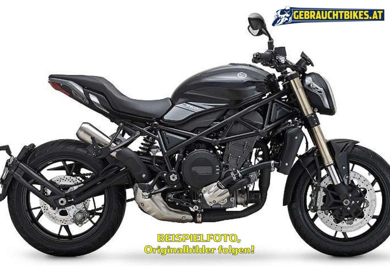Benelli 752 S Motorrad, gebraucht
