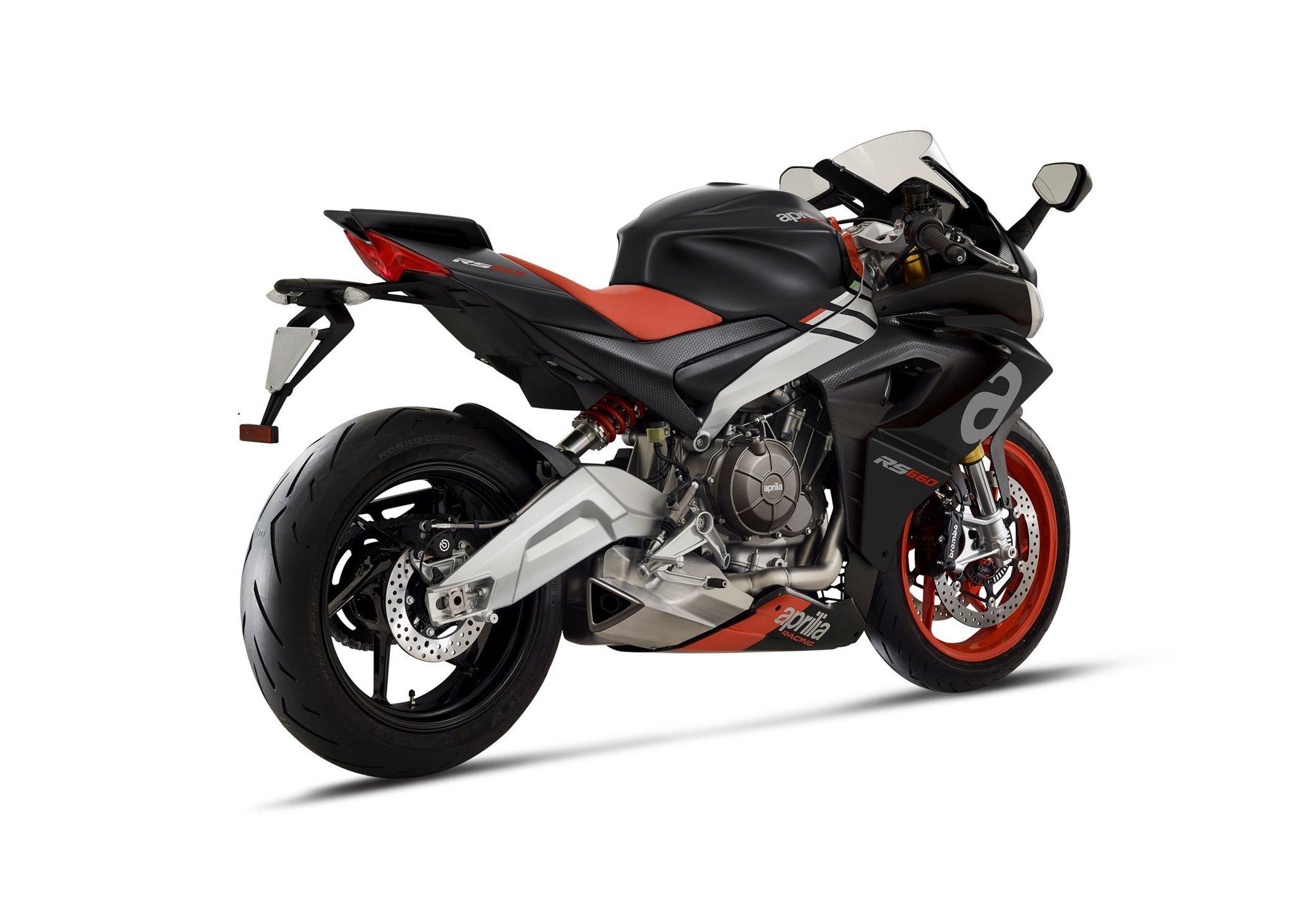 Aprilia RS 660 Motorrad, neu