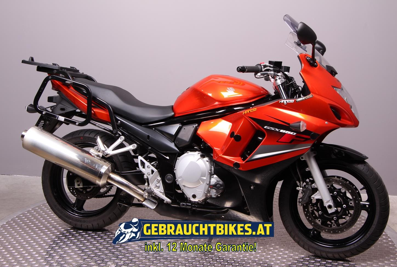 Suzuki GSX 650 F Motorrad, gebraucht