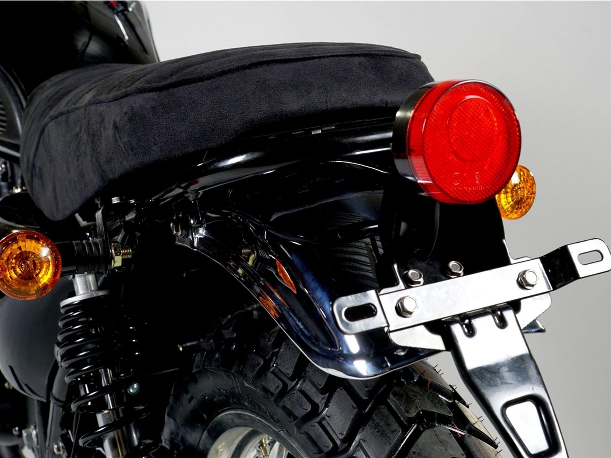 Mash Scrambler 400 Chromium Motorrad, neu