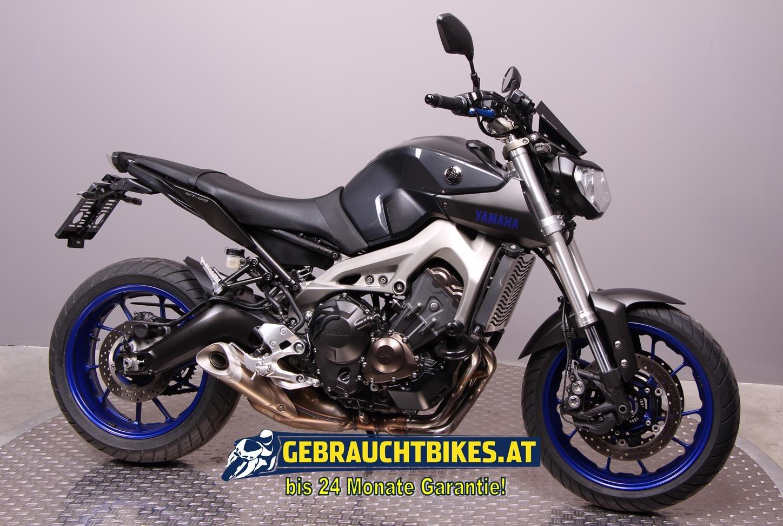 Yamaha MT-09 Motorrad, gebraucht