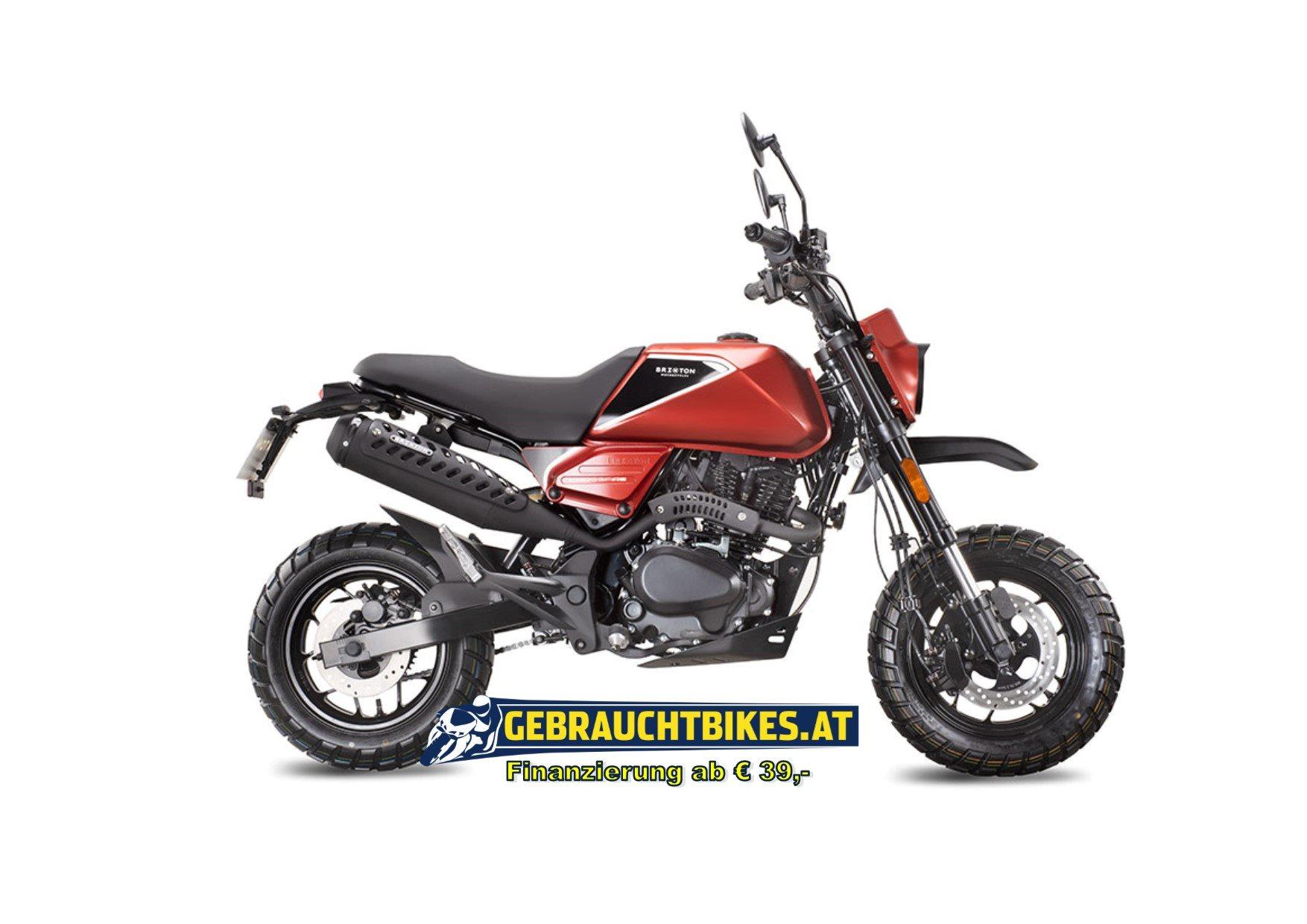 Brixton Crossfire 125 XS Motorrad, neu