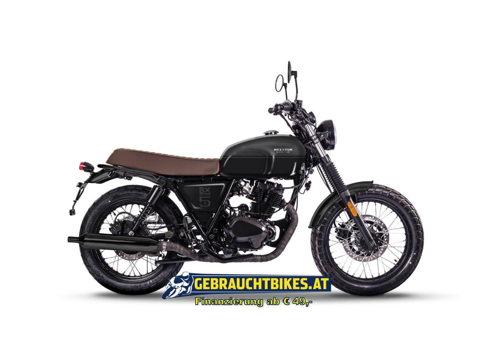 Brixton Cromwell 125 Motorrad, neu