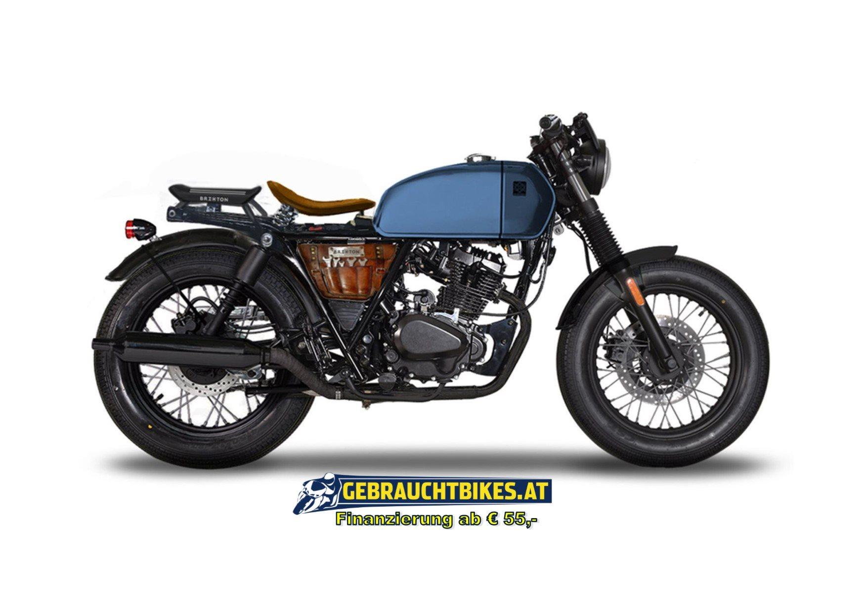 Brixton Rayburn 125 Motorrad, neu