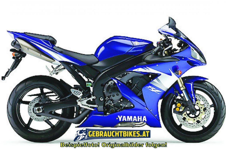 Yamaha YZF-R1 Motorrad, gebraucht