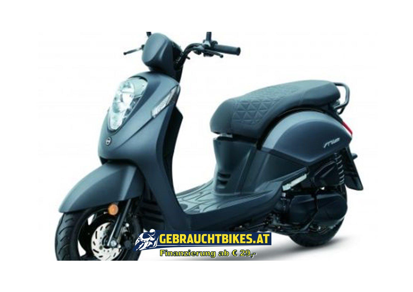 Sym Mio 115 Motorrad, neu