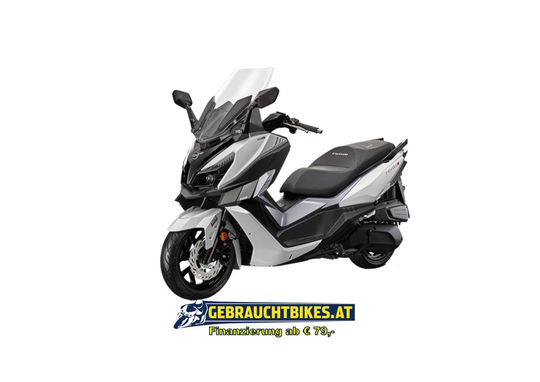 Sym Cruisym 300 Motorrad, neu