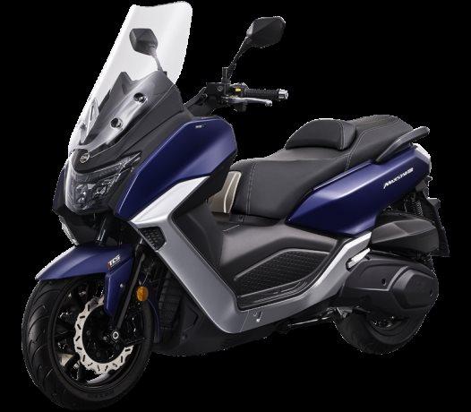 Sym MaxSym 400i Motorrad, neu