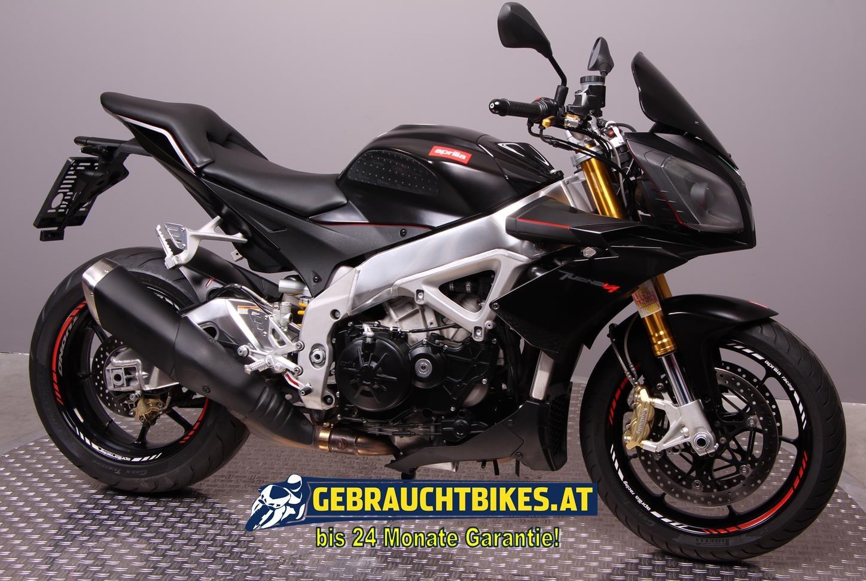 Aprilia Tuono V4 R Motorrad, gebraucht
