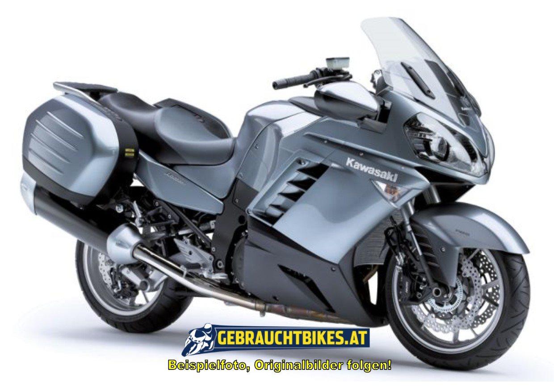 Kawasaki GTR 1400 Motorrad, gebraucht