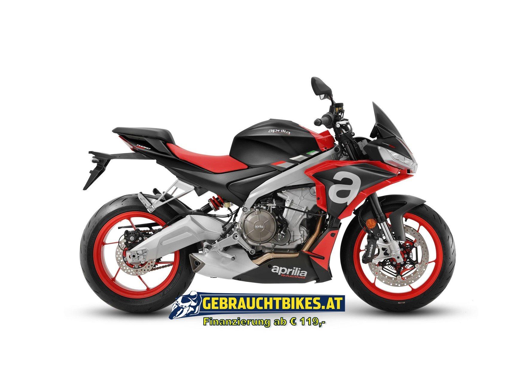 Aprilia Tuono 660 Motorrad, neu