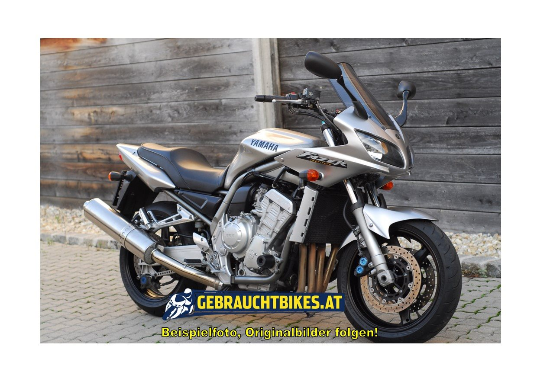 Yamaha FZS 1000 Fazer Motorrad, gebraucht