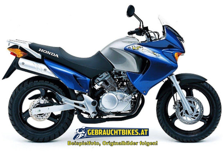 Honda XL 125 V Varadero Motorrad, gebraucht