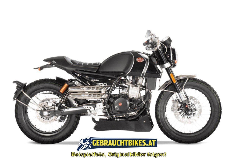 FB Mondial HPS 300 Motorrad, gebraucht