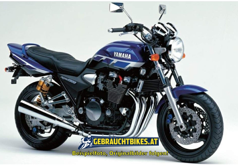Yamaha XJR 1300 Motorrad, gebraucht