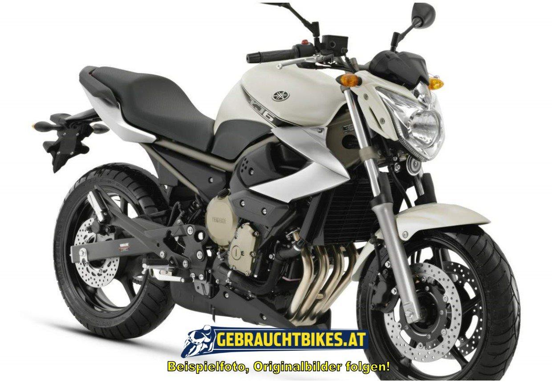 Yamaha XJ6 Motorrad, gebraucht