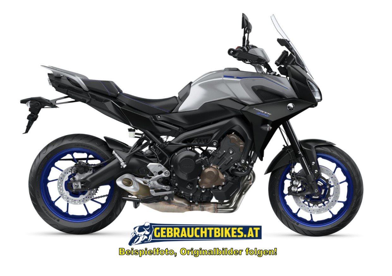 Yamaha Tracer 900 Motorrad, gebraucht