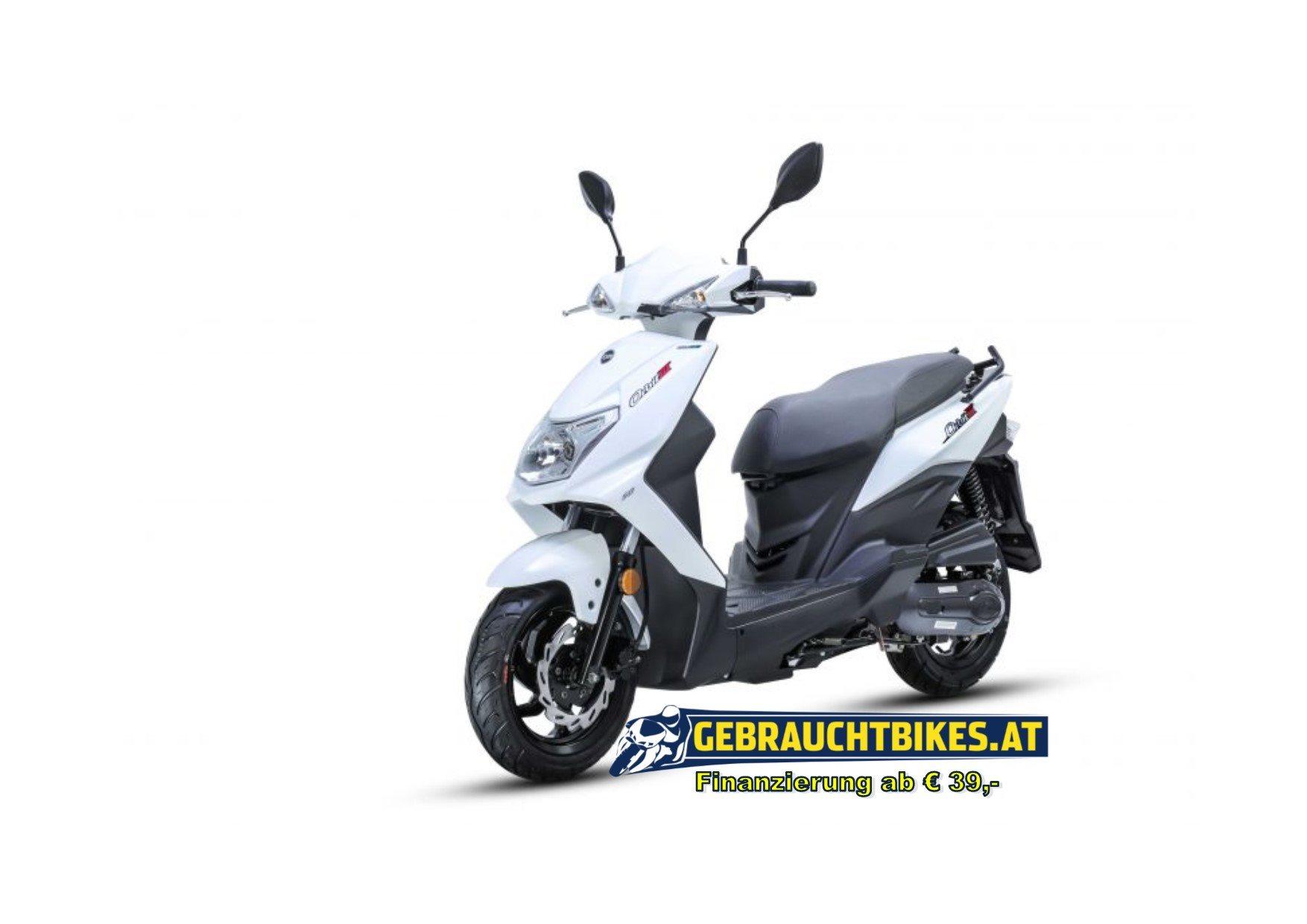 Sym Orbit III 50 Motorrad, neu