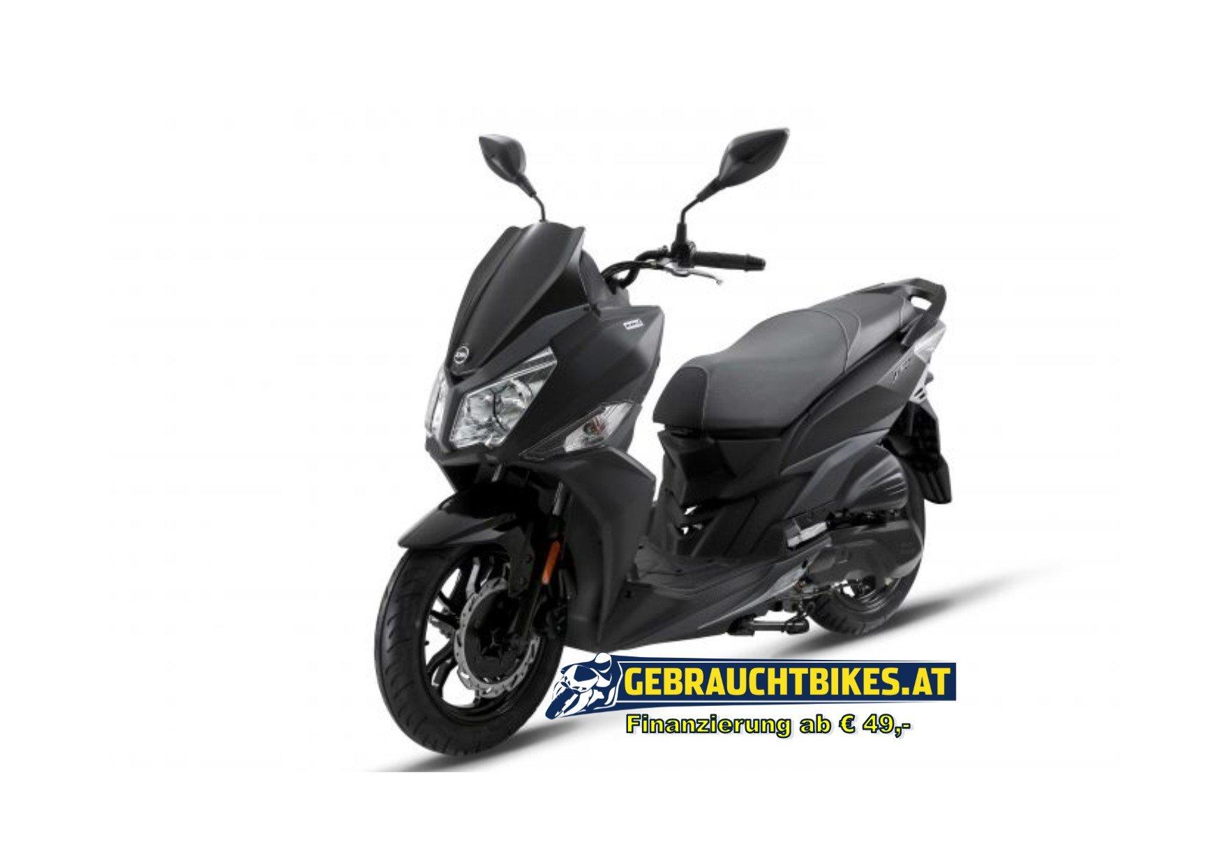 Sym Jet 14 125 Motorrad, neu
