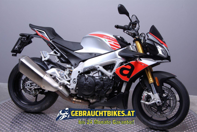 Aprilia Tuono V4 1100 RR Motorrad, gebraucht