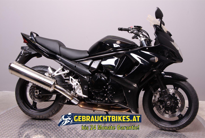 Suzuki GSX 1250 F Motorrad, gebraucht