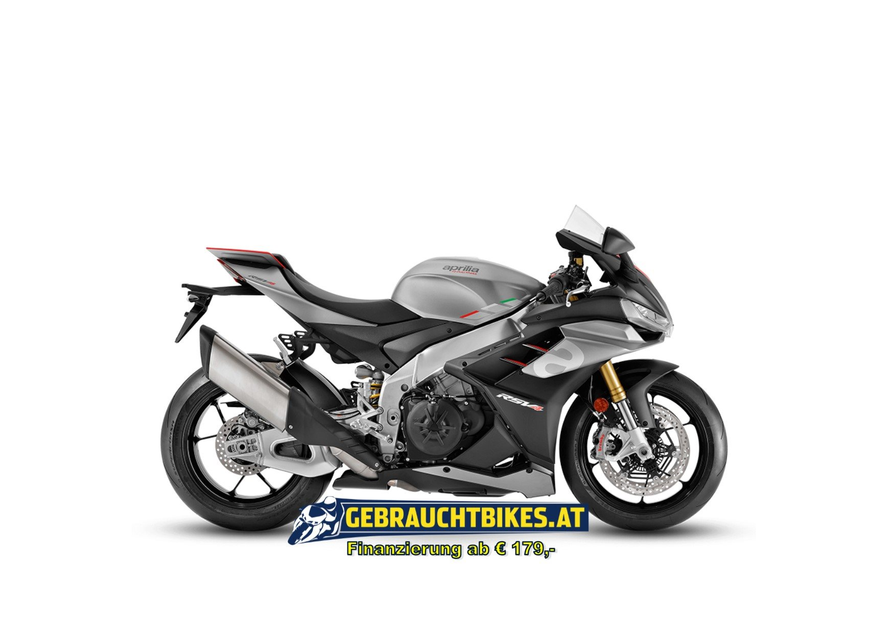 Aprilia RSV4 1100 Motorrad, neu