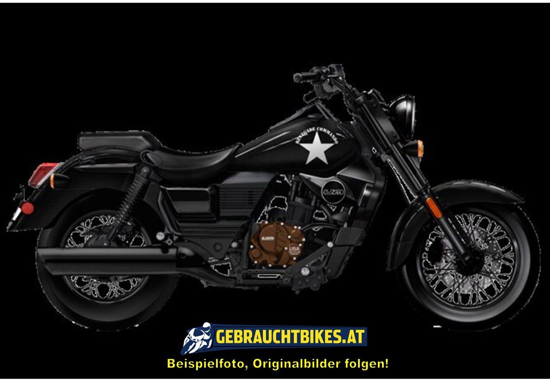 United Motors UM Renegade Commando 125