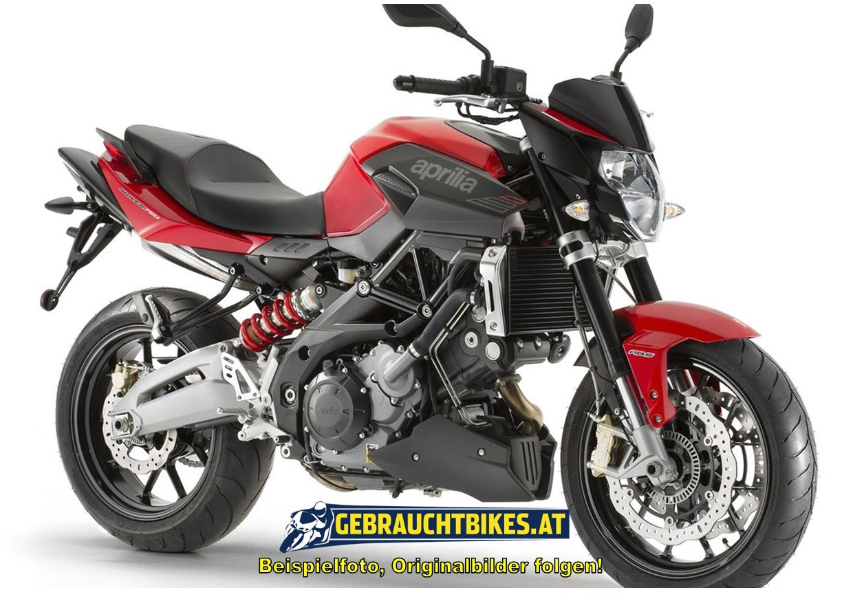 Aprilia Shiver 750 Motorrad, gebraucht