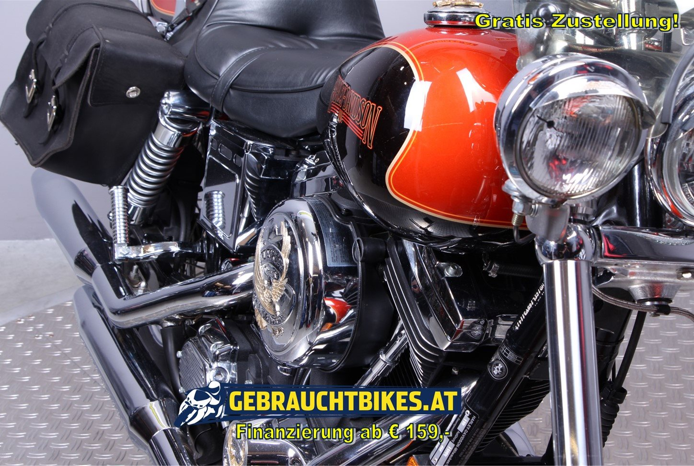 Harley-Davidson Dyna Wide Glide FXDWG Motorrad, gebraucht