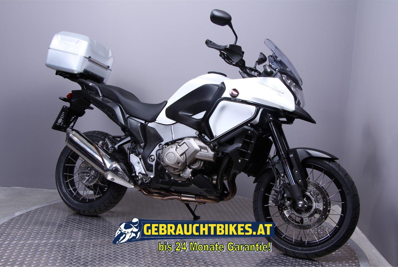 Honda VFR1200X Crosstourer DCT Motorrad, gebraucht