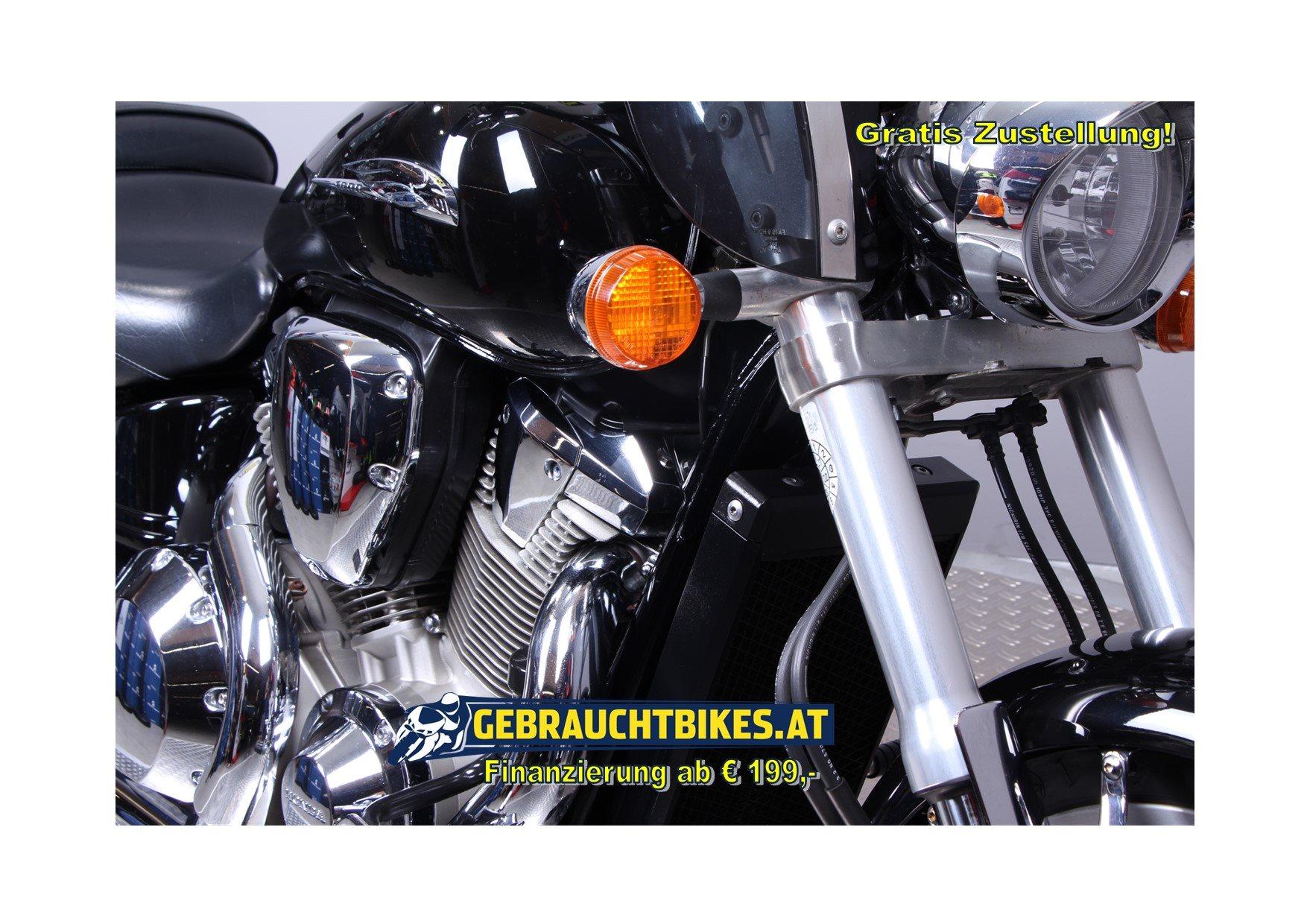 Honda VTX 1800 Motorrad, gebraucht