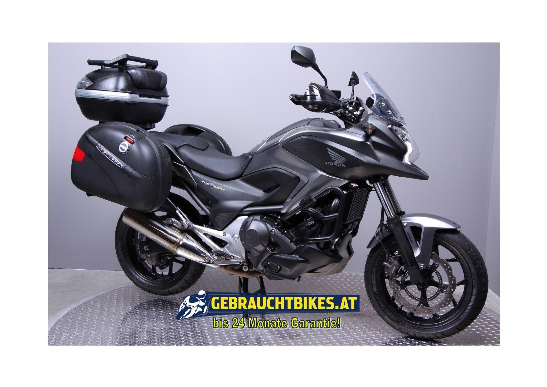 Honda NC750X DCT Motorrad, gebraucht